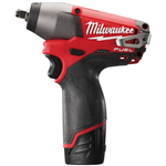 Milwaukee M12 Fuel™ Compact ⅜˝ Impact Wrench With Friction Ring
