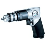 Clarke 3/8'' Reversible Air Drill