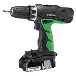 Hitachi 18v Cordless Impact Driver Drill