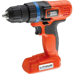 Black & Decker 7v Lithium-ion Compact Cordless Drill/Driver