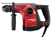 Hilti Combi Hammer Drill SDS