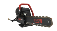 ICS Petrol-Powered Concrete & Utility Pipe Chain Saw