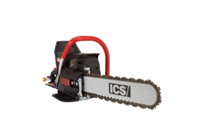 ICS Petrol-Powered Concrete Chain Saw