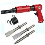 Clarke Pistol Grip Needle Scaler & Hammer Kit