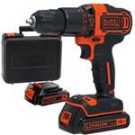 Black & Decker 18v Lithium-ion 2 Gear Hammer Drill