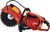 Hilti Hand-Held Gas Saw