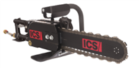 ICS Pneumatic-Powered Chain Saw