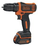 Black & Decker 10.8v Ultra Compact Lithium-ion Drill/Driver