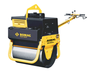 Bomag Hand-Guided Single Drum Vibratory Roller