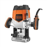 Black & Decker 1200w 1/4'' Router
