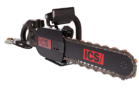ICS Flush Cut Hydraulic-Powered Concrete Chain Saw