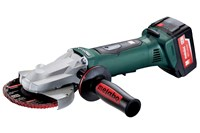 Metabo Cordless Flat Head Angle Grinder