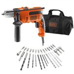 Black & Decker 720w Corded Hammer Drill