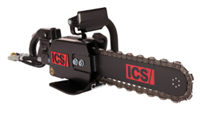 ICS Hydraulic-Powered Concrete Chain Saw